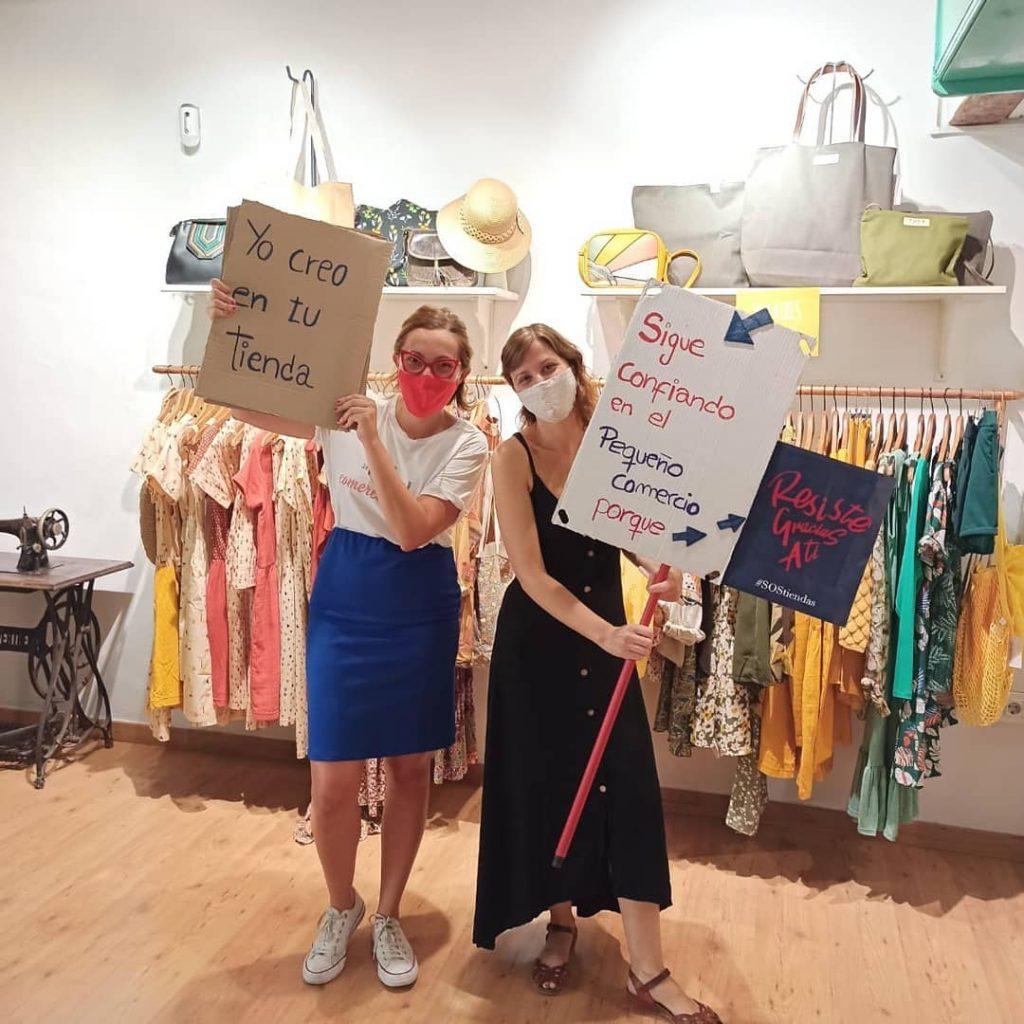 Activismo en Lady loquita